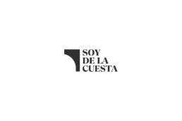 Soy de la Cuesta. Ray Díaz Estudio. RayStudio. Design and illustration. Madrid. Valencia. Barcelona. Environment. Sustainability Sustainable design. Green things. Cuesta de Moyano. Books. Fair. Association. Logo
